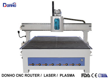 Computer Controlled CNC Wood Carving Router Machine With 5ft x 10ft Working Size