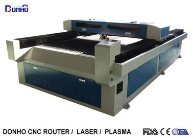 150W RECI Sealed Co2 Laser Metal Cutting Machine , Metal Laser Cutter Low Noise